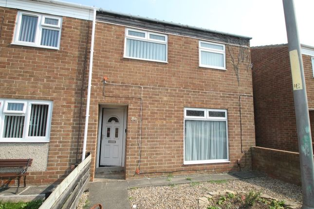 Thumbnail Semi-detached house to rent in Pine Grove, Hartlepool