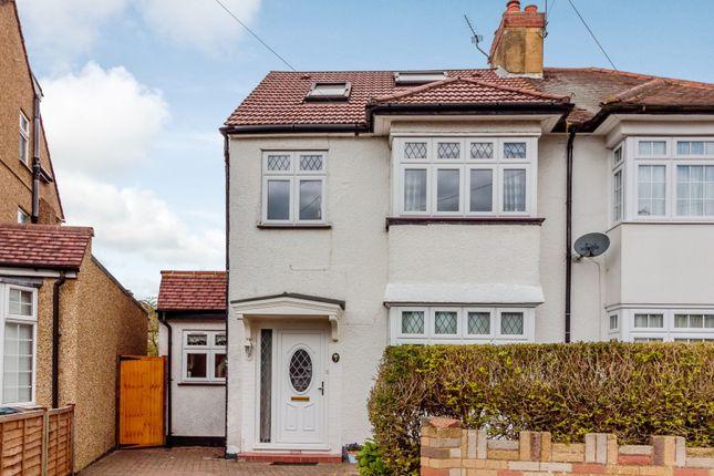 Thumbnail Semi-detached house for sale in Park Close, Harrow, London