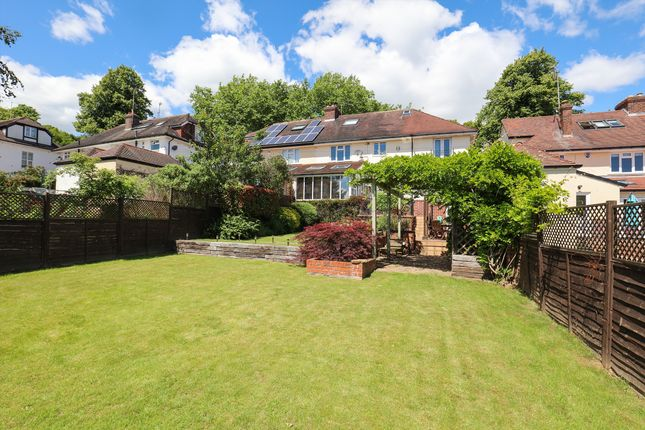Thumbnail Semi-detached house for sale in Whirlowdale Road, Sheffield