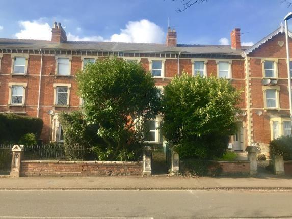 Thumbnail Terraced house for sale in Clifton Terrace, Taunton