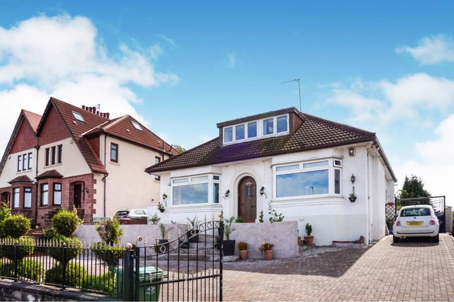 Thumbnail Bungalow for sale in Glasgow Road, Paisley