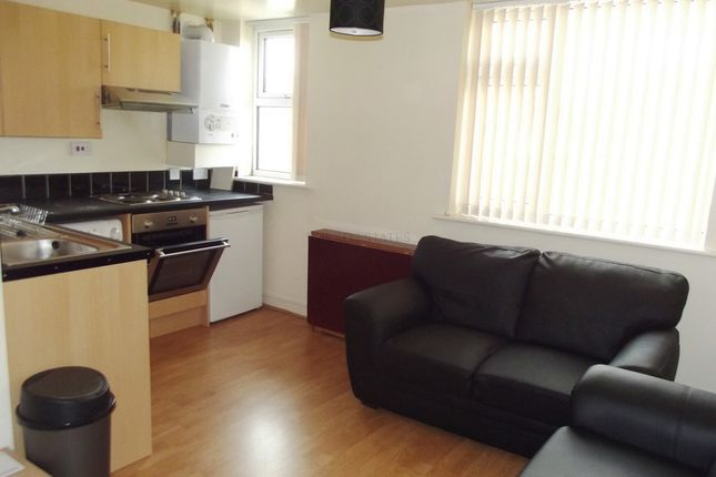 Thumbnail Flat to rent in Birchfields Road, 1 Bed, Bills Included, Manchester, Victoria Park