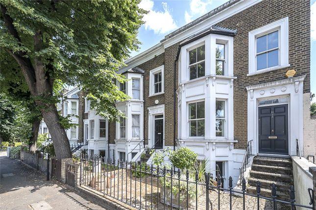 Thumbnail End terrace house for sale in De Beauvoir Road, London