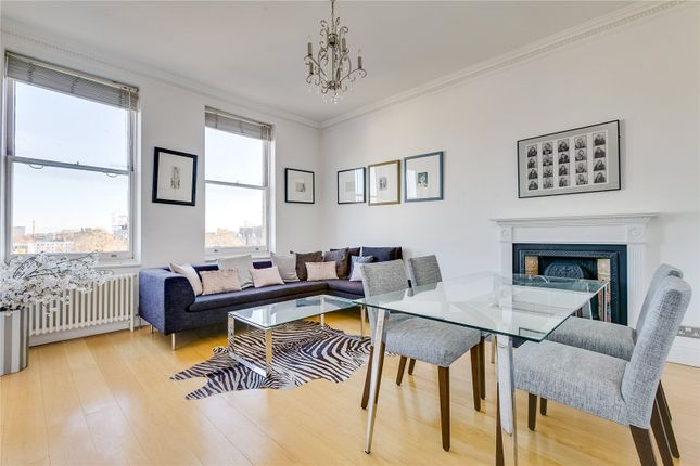 Thumbnail Flat to rent in Airlie Gardens, London