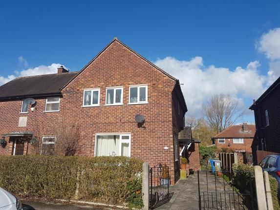 Thumbnail Semi-detached house for sale in Woodcote Road, West Timperley, Altrincham, Greater Manchester