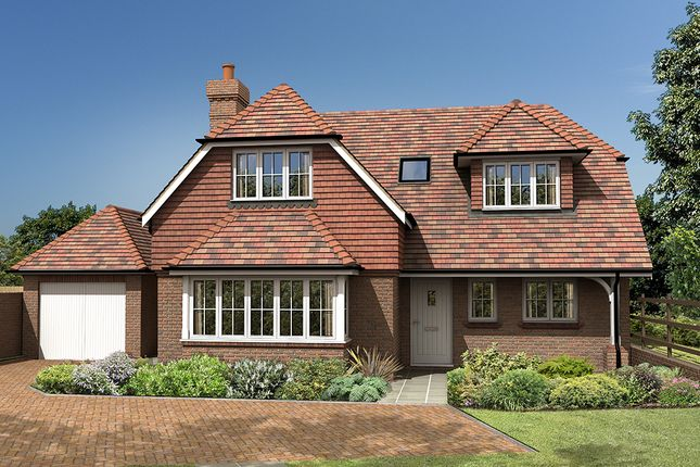 Thumbnail Detached bungalow for sale in The Henfield, Ghyll Croft, Newick Hill, Newick, Lewes, East Sussex