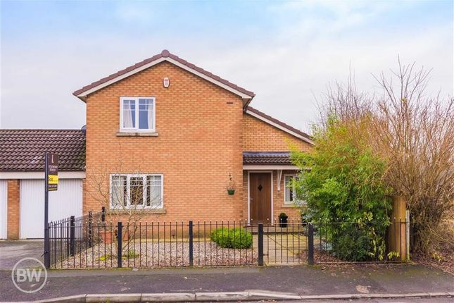 3 bed detached house for sale in Schofield Street, Leigh, Lancashire