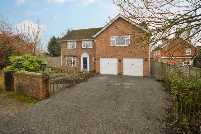 Detached house for sale in The Forstal, Blind Lane, Mersham