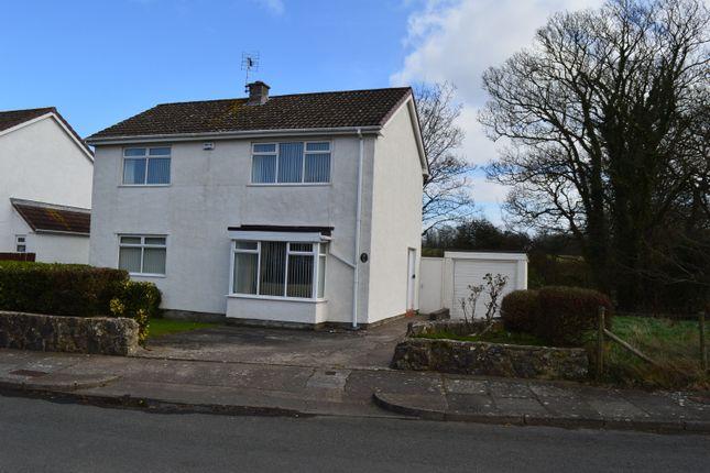 Detached house for sale in Nant Yr Adar, Llantwit Major