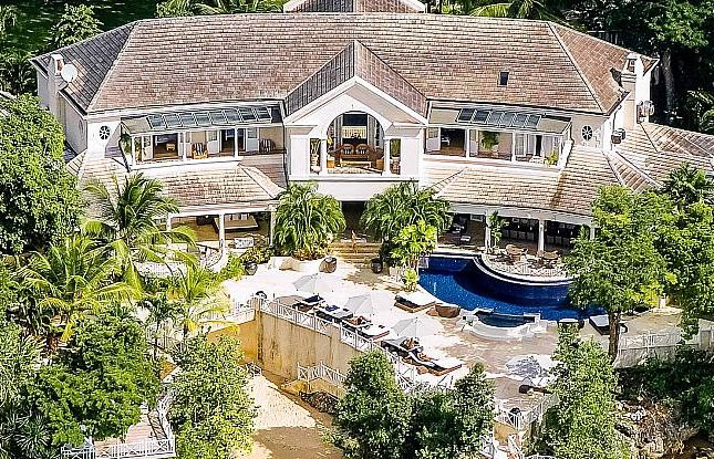 Thumbnail Villa for sale in The Garden, Barbados