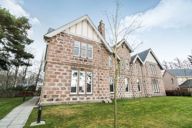 Thumbnail Flat for sale in Malcolm Crescent, Kingseat, Newmachar, Aberdeen