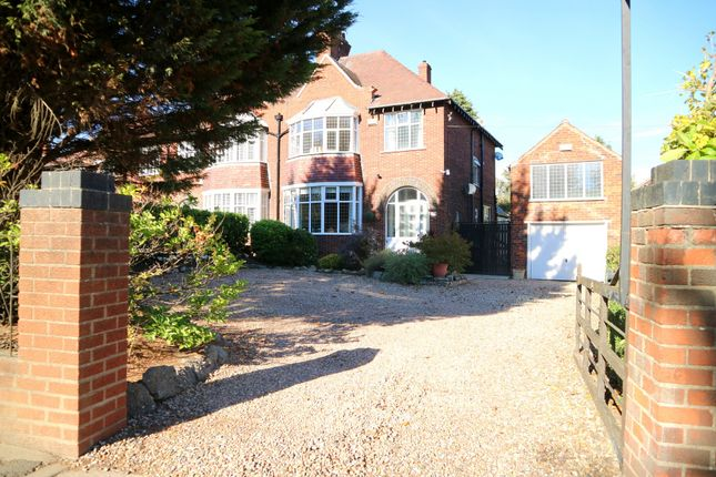 Thumbnail Semi-detached house for sale in Saltshouse Road, Hull, East Riding Of Yorkshire