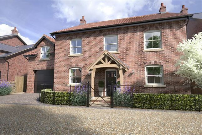 Thumbnail Detached house for sale in Hungate Lane, Bishop Monkton, North Yorkshire