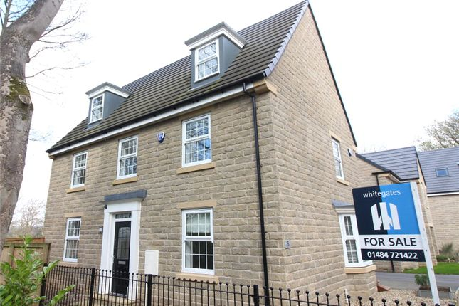 Thumbnail Detached house for sale in Bluebell Drive, Wyke, Bradford
