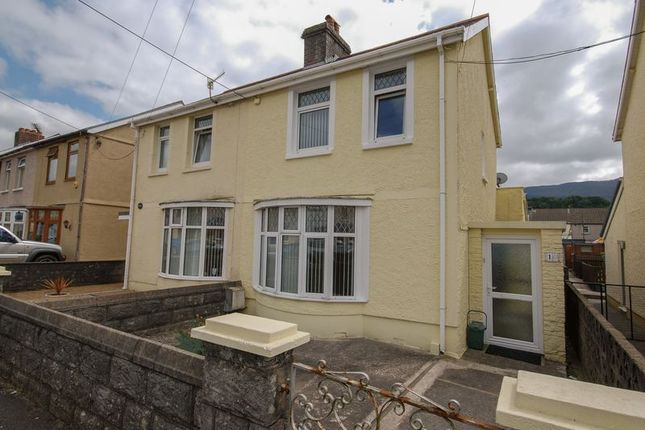 Thumbnail Property to rent in Llewellyn Street, Glynneath, Neath