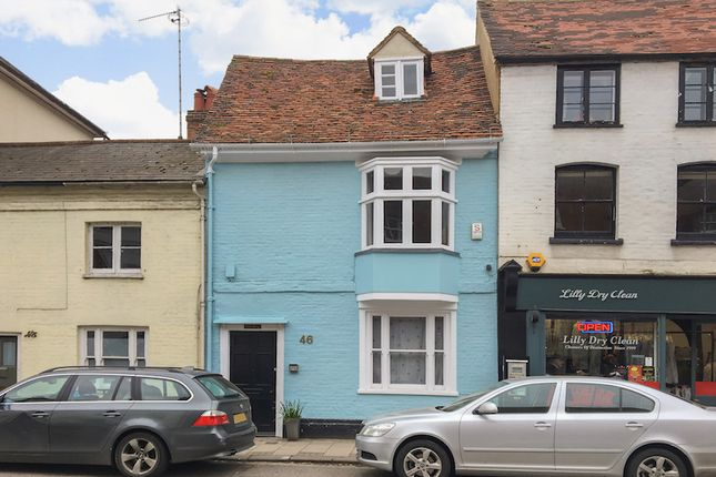 Thumbnail Town house for sale in New Street, Henley-On-Thames