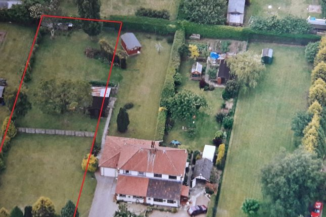 Thumbnail Land for sale in Elmham Drive, Nacton, Ipswich