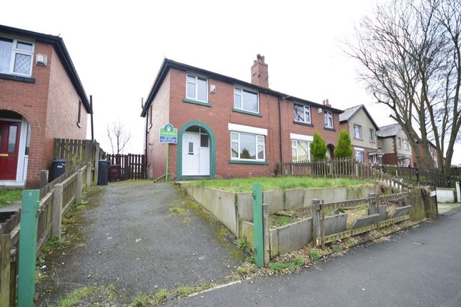 Thumbnail Semi-detached house to rent in Ramsay Avenue, Farnworth, Bolton