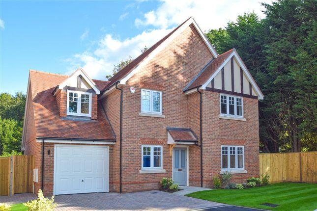 Detached house for sale in Oak Apples, Elgar Avenue, Crowthorne, Berkshire
