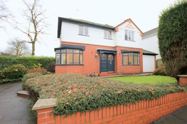 Thumbnail Detached house for sale in Myott Avenue, Newcastle-Under-Lyme
