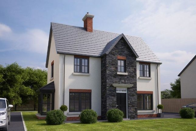 Thumbnail Detached house for sale in Greengraves Gate, Greengraves Road, Dundonald