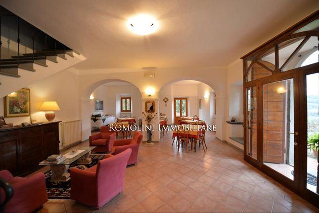 Estate With Manor Villa: Luxury Property For Sale Near Florence, Chianti Classico Hills