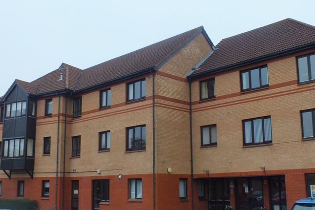 Thumbnail 1 bed flat for sale in Fairacres Road, Didcot