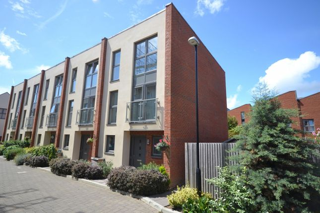 Thumbnail End terrace house for sale in Longley Road, Graylingwell Park, Chichester
