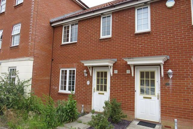 Thumbnail Terraced house to rent in Dorley Dale, Carlton Colville, Lowestoft