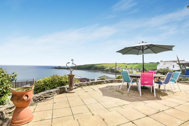 Thumbnail Detached house for sale in Polkirt Hill, Mevagissey, St. Austell, Cornwall