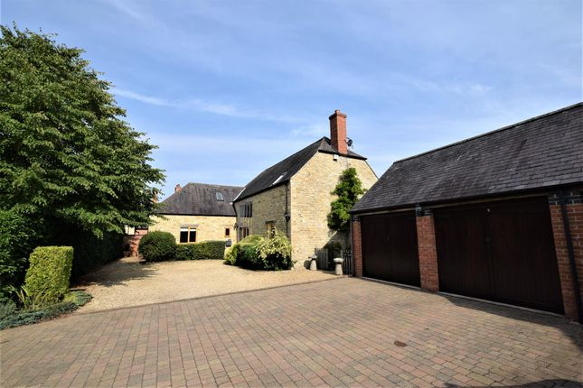 Thumbnail Detached house for sale in Home Farm Close, Burley, Oakham