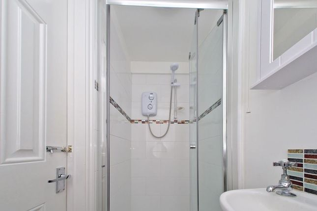 Shower Room of Tregarth Road, Chichester PO19
