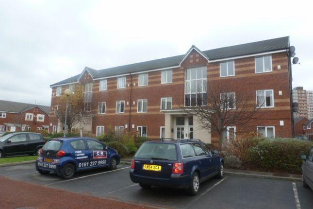 Thumbnail Flat to rent in Blackburn Street, Salford