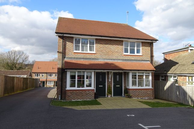 3 bed semi-detached house to rent in Haskins Place, Crowborough TN6