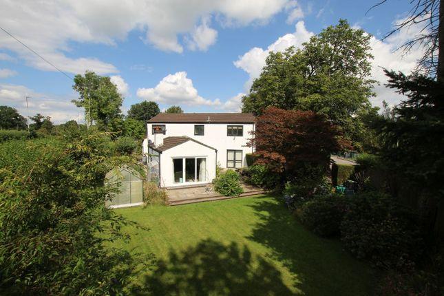 Thumbnail Detached house for sale in Penperlleni, Pontypool