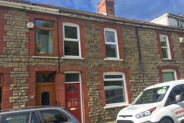 Thumbnail Property to rent in Van Terrace, Rudry, Caerphilly