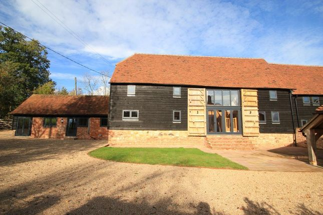 Thumbnail Semi-detached house for sale in Smallbridge Road, Horsmonden, Kent