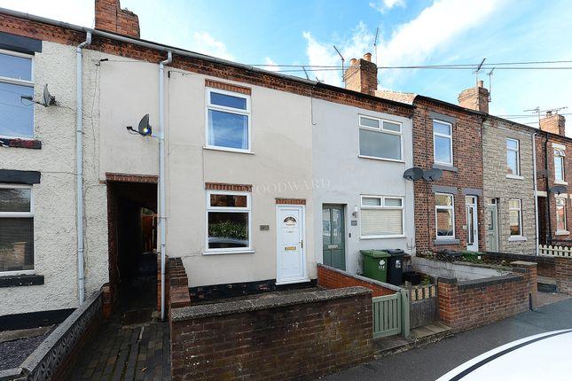 2 bed terraced house for sale in Warmwells Lane, Ripley DE5