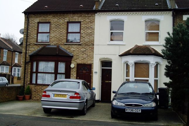 Thumbnail End terrace house to rent in Grant Road, Croydon