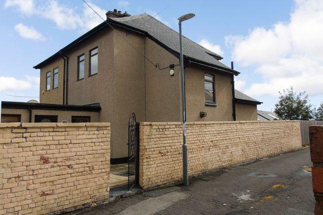 Thumbnail Semi-detached house for sale in Eden Street, Horden, Peterlee