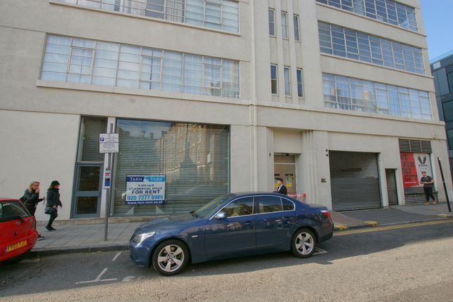 Thumbnail Retail premises to let in Bell Lane, London