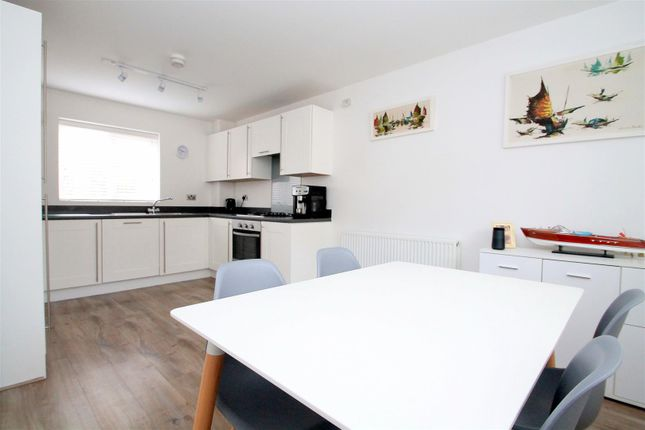 Thumbnail Terraced house for sale in Providence Way, Shoreham-By-Sea
