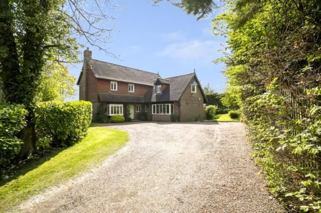Thumbnail Detached house for sale in Rectory Close, Etchingham Road, Burwash, East Sussex