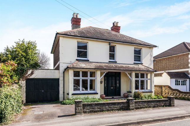 Thumbnail Detached house for sale in Lumley Road, Horley