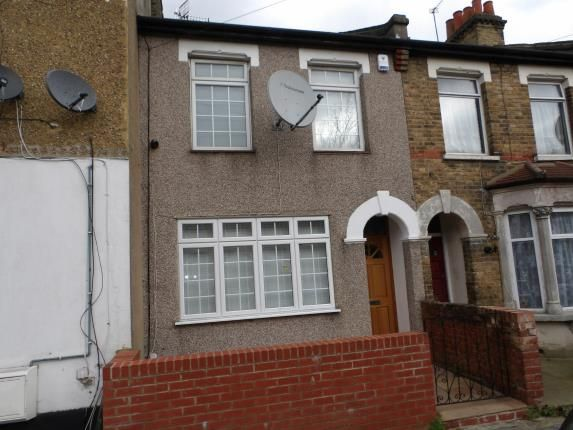 Thumbnail End terrace house for sale in Hythe Close, Upper Edmonton, London