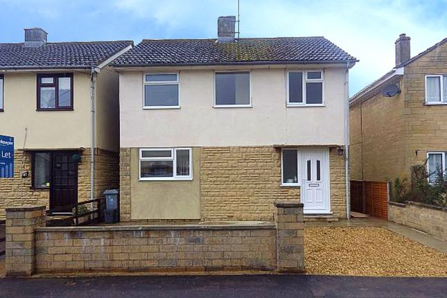 Thumbnail Detached house to rent in Evans Road, Witney, Oxfordshire