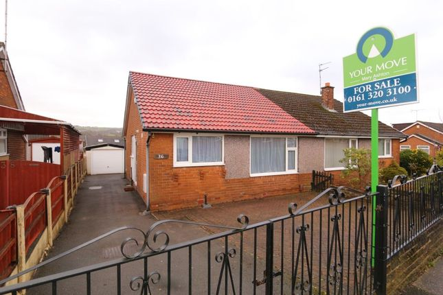 2 bed bungalow for sale in Freshwater Drive, Denton, Manchester