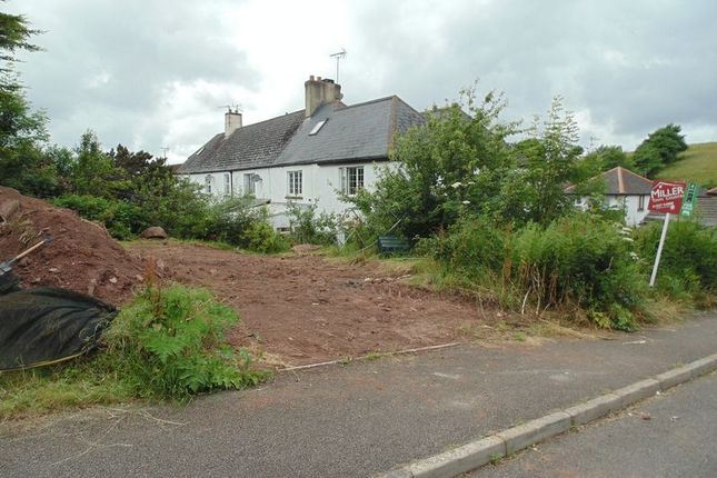 Thumbnail Land for sale in North Tawton
