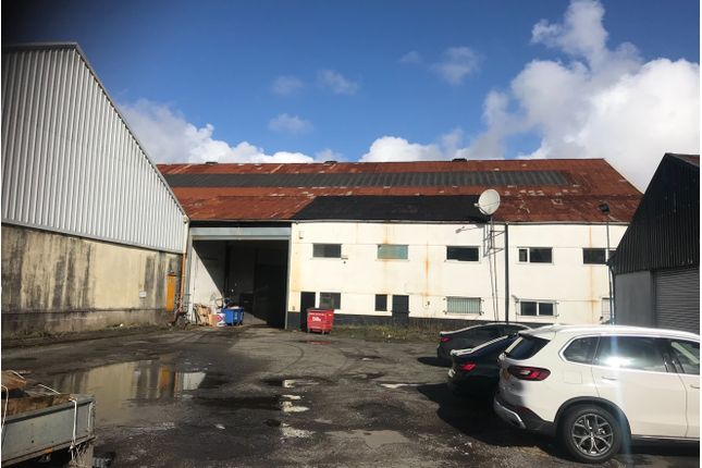 Thumbnail Light industrial to let in Lower Building, Heol Y Gors, Cwmbwrla, Swansea