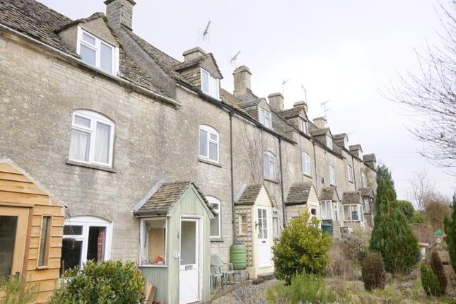 Thumbnail Terraced house to rent in Mount Pleasant, Bisley, Stroud